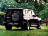 Nissan Patrol GR 5-door UK-spec (Y60) 1987–97 photos