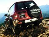 Nissan Patrol GR 3-door (Y61) 1997–2001 pictures