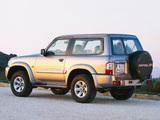 Nissan Patrol GR 3-door (Y61) 2001–04 images