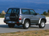 Nissan Patrol GR 3-door (Y61) 2001–04 photos