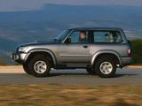Nissan Patrol GR 3-door (Y61) 2001–04 pictures