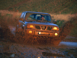 Nissan Patrol GR 3-door (Y61) 2001–04 wallpapers