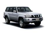 Nissan Patrol 5-door UAE-spec (Y61) 2004–10 images