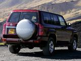 Nissan Patrol 5-door (Y61) 2004–10 images