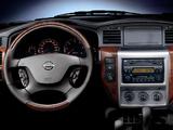 Nissan Patrol 5-door UAE-spec (Y61) 2004–10 pictures