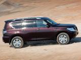 Nissan Patrol (Y62) 2010 images