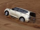 Nissan Patrol (Y62) 2010 photos