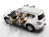 Nissan Patrol (Y62) 2010 pictures