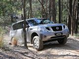 Nissan Patrol AU-spec (Y62) 2010 pictures