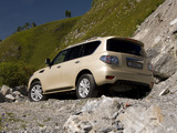 Nissan Patrol (Y62) 2010 wallpapers