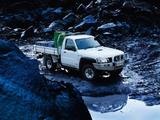 Nissan Patrol Cab Chassis (Y61) 2010 wallpapers