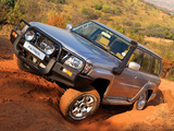 Nissan Patrol Adventurer 60 (Y61) 2011 wallpapers
