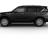 Nissan Patrol RU-spec (Y62) 2014 wallpapers
