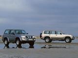 Nissan Patrol photos