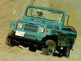 Photos of Nissan Patrol LWB Soft Top (G60) 1960–84