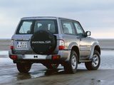 Photos of Nissan Patrol GR 3-door (Y61) 2001–04