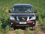 Photos of Nissan Patrol (Y62) 2010