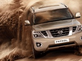 Photos of Nissan Patrol RU-spec (Y62) 2014