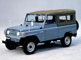 Pictures of Nissan Patrol LWB Soft Top (G60) 1960–84