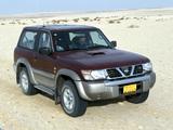 Pictures of Nissan Patrol GR 3-door (Y61) 1997–2001