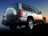 Pictures of Nissan Patrol 5-door UAE-spec (Y61) 2004–10
