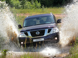 Pictures of Nissan Patrol (Y62) 2010