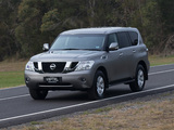 Pictures of Nissan Patrol AU-spec (Y62) 2010