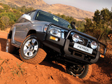 Pictures of Nissan Patrol Adventurer 60 (Y61) 2011