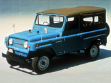 Nissan Patrol LWB Soft Top (G60) 1960–84 wallpapers