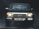 Nissan Patrol GR 5-door UK-spec (Y60) 1987–97 wallpapers