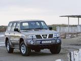 Nissan Patrol GR 5-door (Y61) 2001–04 wallpapers