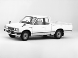 Images of Datsun Pickup King Cab JP-spec (720) 1979–85