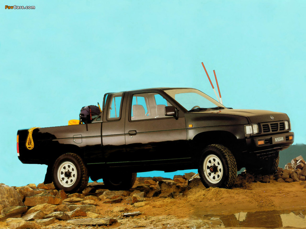 Images Of Nissan Pickup 4wd King Cab D21 1992 97 1024x768