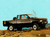Images of Nissan Pickup 4WD King Cab (D21) 1992–97