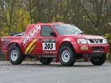 Images of Nissan Pickup Rally Car (D22)