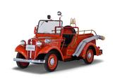 Datsun 4157 Firetruck 1949–50 images
