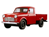Datsun 1200 Pickup (222) 1960–61 photos