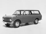 Datsun LightVan (V520) 1965–66 images