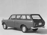 Datsun LightVan (V520) 1965–66 pictures