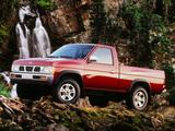 Nissan Pickup 4WD Regular Cab (D21) 1992–97 wallpapers
