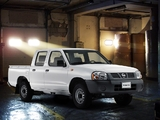 Nissan Pickup Crew Cab (D22) 2001–08 pictures