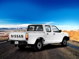 Nissan Pickup Crew Cab (D22) 2001–08 wallpapers