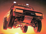 Nissan Pickup Race Truck (720) photos