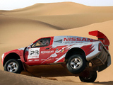 Nissan Pickup Rally Car (D22) images