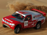 Nissan Pickup Rally Car (D22) pictures