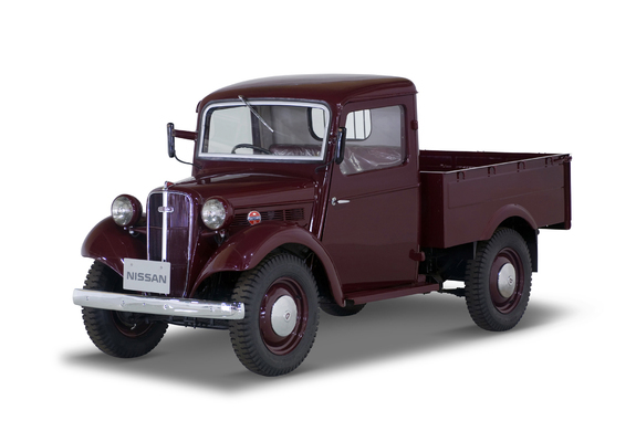 Nissan Pick Up D22 >> Photos of Datsun 5147 Pickup 1950–55