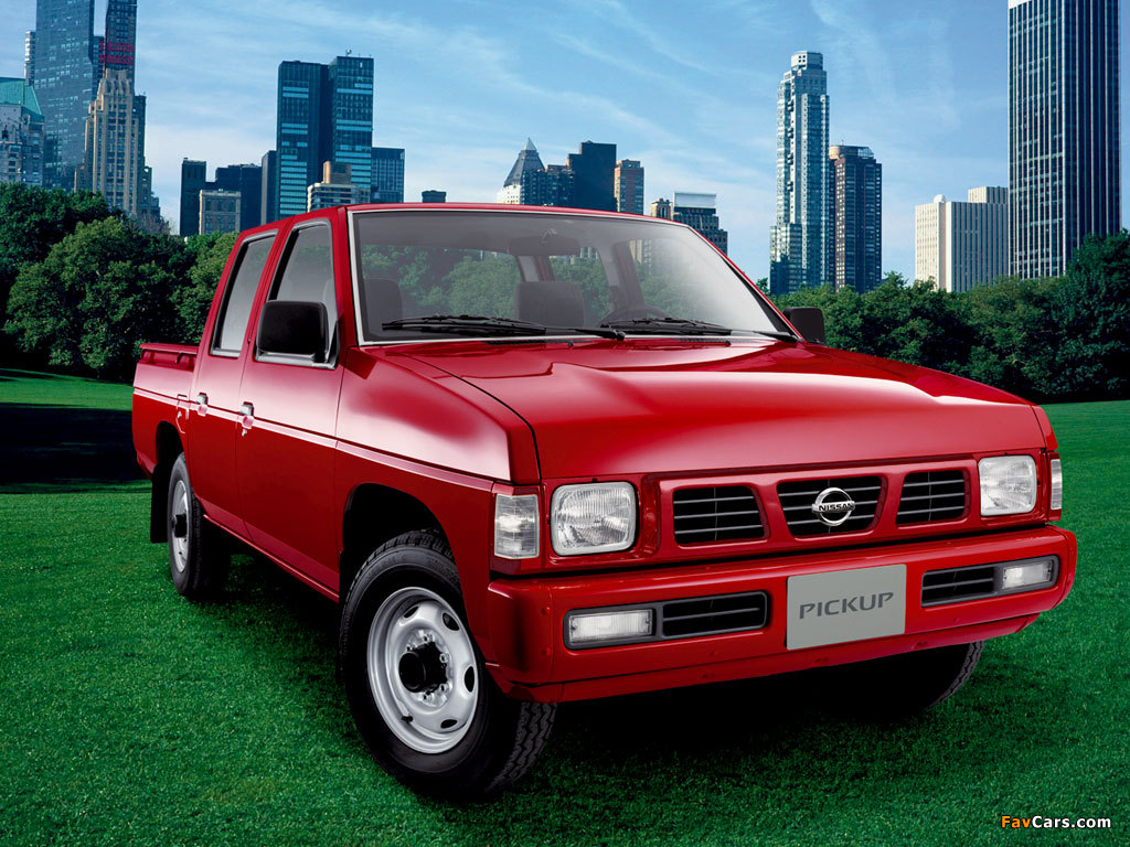 Photos Of Nissan Pickup 2wd Crew Cab D21 1992 97 1024x768