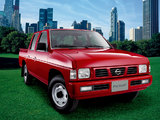 Photos of Nissan Pickup 2WD Crew Cab (D21) 1992–97
