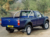 Photos of Nissan Pickup Single Cab UK-spec (D22) 2001–05