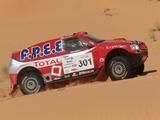 Photos of Nissan Pickup Rally Car (D22)